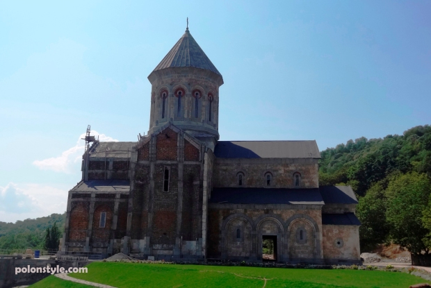 Monastery of St. Nino in Bodbe