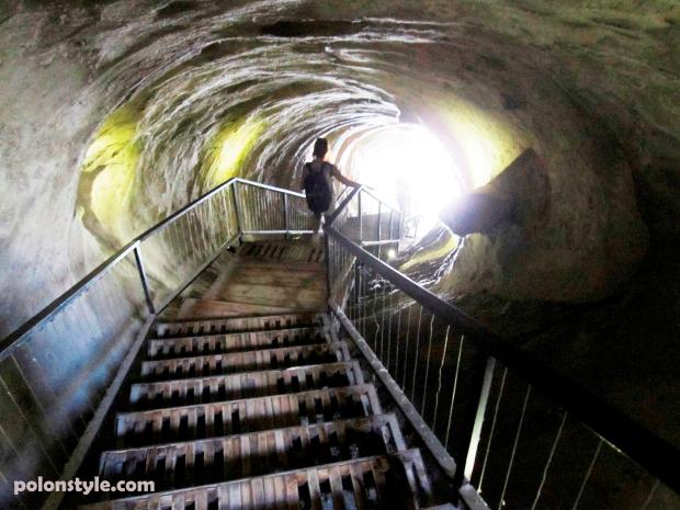Uflistsikhe Tunnel